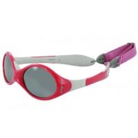 lunettes de soleil julbo looping 2 fuschia et gris j3322318c