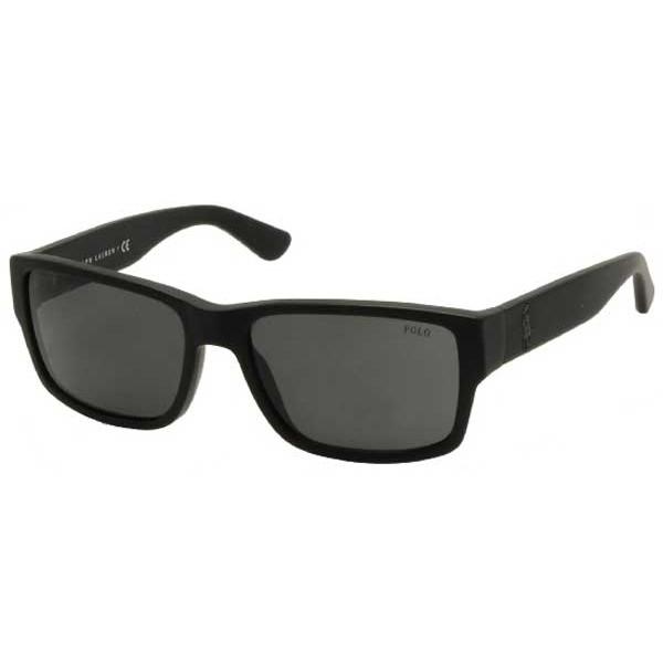lunettes de soleil ralph lauren ph 4061 noir mat 500187 opticien. Black Bedroom Furniture Sets. Home Design Ideas