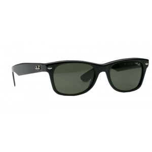 lunettes de soleil ray ban new wayfarer rb2132 noir 901l