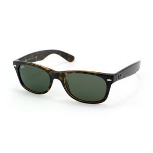 lunettes de soleil ray ban new wayfarer rb2132 tortoise 902