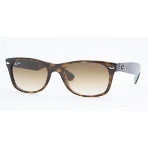 lunettes de soleil ray ban new wayfarer rb2132 ecaille 710/51