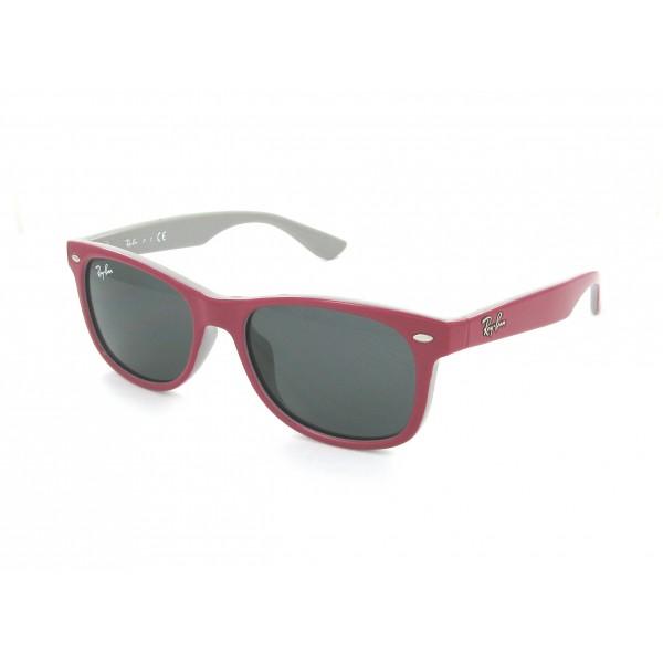 lunettes de soleil ray ban rj9052s rouge 177 87 opticien. Black Bedroom Furniture Sets. Home Design Ideas