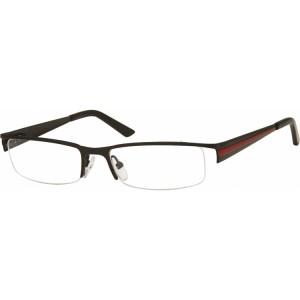 lunettes de vue no name 269c noire rouge 49 €uros