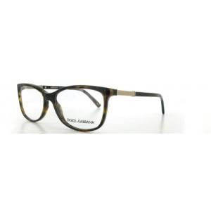 lunettes de vue dolce & gabbana dg3107 ecaille 502