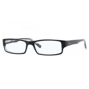 lunettes de vue ray ban rx5246 noir 2034