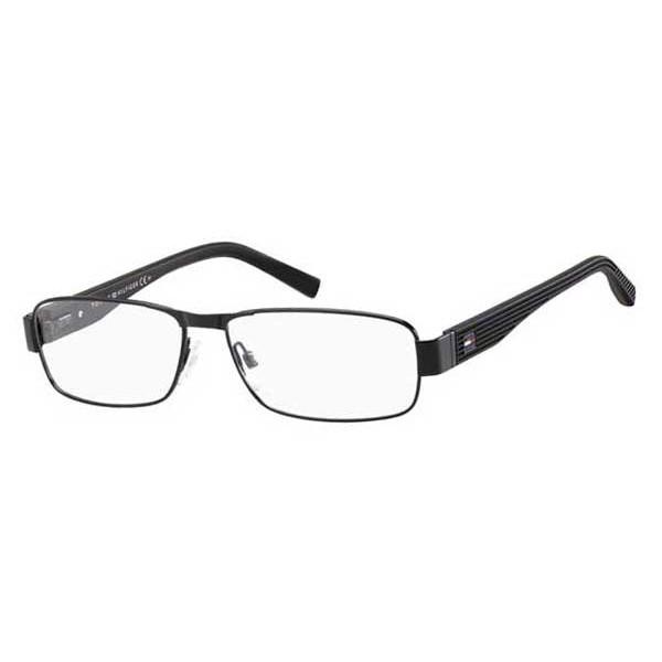 lunettes de vue tommy hilfiger th1163 noir v5l - Bienvoir.com - Opticien 1be21488cd75