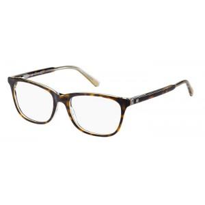 lunettes de vue tommy hilfiger th1234 ecaille 1il