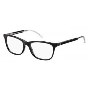 lunettes de vue tommy hilfiger th1234 noir y6c