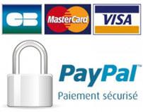 payer avec votre carte bancaire habituelle grâce à PayPal